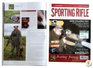 Sporting Rifle - GC300