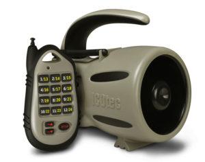 GC350 PROGRAMMABLE Remote Fox Caller